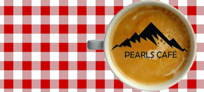 Pearls Cafe Logo